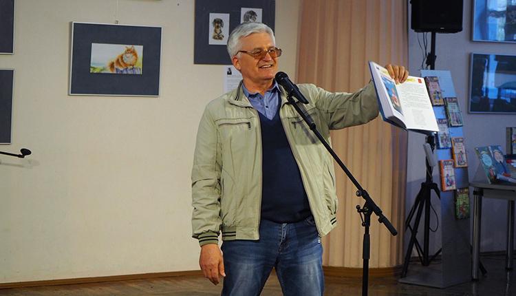 Творческая встреча Евгения Грачева