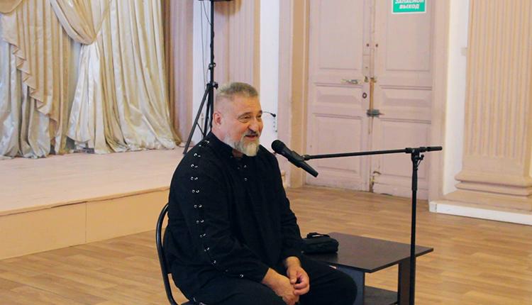 Творческая встреча Евгения Щепетнова
